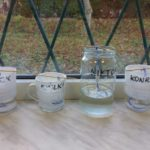 Hodowla kryształów soli:)