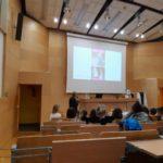 Wykład na Uniwersytecie Śląskim