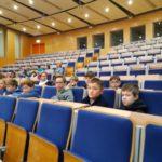 Wykład na Uniwersytecie ŚląskimWykład na Uniwersytecie Śląskim