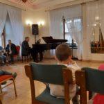 Muzyczna lekcja