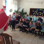 Spotkanie ze św. Mikołajem